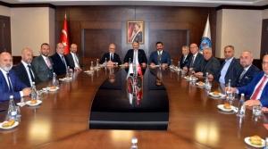'Hassa Tüneli İçin Güç Birliği Oluşturmalı'