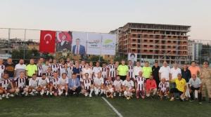 Hatay, Beşiktaş Efsaneleri ile Dostluk Maçı Yaptı