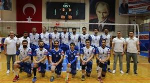 Hatay Büyükşehir Belediyespor Lig'e Galip Başladı