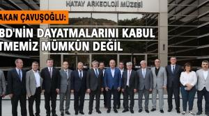 'Hatay Türkiye'nin göz bebeği bir şehir'