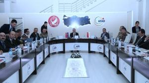 Hatay'da Suriye Koordinasyon Toplantısı