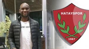 Hatayspor'a Süper Lig'den Transfer