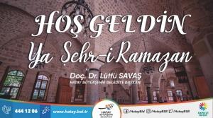 HBB Başkanı Savaş'ın Ramazan Ayı Mesajı