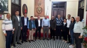 İGC, Kızılay İskenderun Şube Yöneticilerini Ağırladı