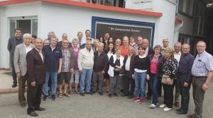 İGEV ve Alman Heyetten Şampiyon Filtre'ye Ziyaret