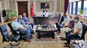 İMEAK DTO'dan 'Hayırlı Olsun' Ziyaretleri