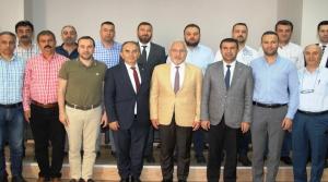 İskenderun Belediyespor'da Genel Kurul Yapıldı
