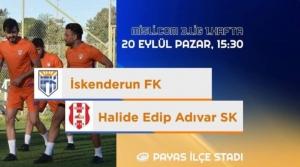 İskenderun FK İlk Maçını Payas'ta Oynayacak