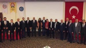 İskenderun Limanı ve Suriyeli İş insanları Buluşması