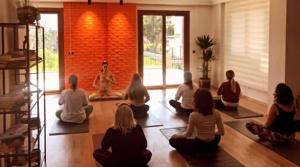 İskenderun ve Arsuz'un İlk Yoga Stüdyosu Açıldı