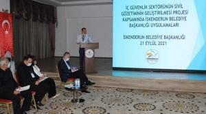 İskenderun'da İç Güvenlik Çalıştayı