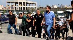 İskenderun'da Suç Örgütüne Operasyon: 5 Tutuklama