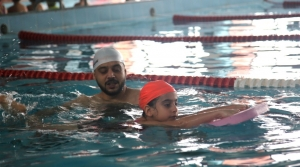 İskenderun'da 'Yüzme Bilmeyen Kalmasın' Projesi Başladı