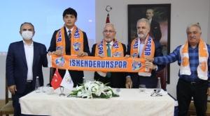 'İskenderunspor FK' Hayırlı Uğurlu Olsun