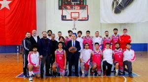İSTE, Basketbol Müsabakalarına Ev Sahipliği Yaptı