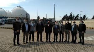 İSTE 'den Üniversite Sanayi İş Birliklerine Yönelik Ziyaret