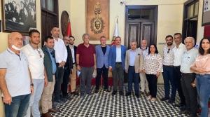 İSTE Rektörü Prof. Dr. Depci'den İGC'ye Ziyaret