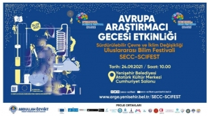 İSTE, Uluslararası Bilim Festivali'nde