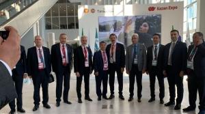 İTSO Başkanı Yılmaz 'Helal Expo'ya Katıldı