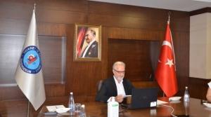 İTSO Başkanı Yılmaz, İskenderun'un Sorunlarını Anlattı