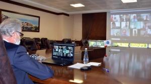 İTSO'da 'Kent Konseyi Yürütme Kurulu' Toplantısı