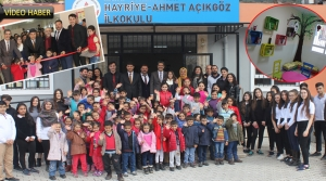 İyilik Projesiyle Eğitim Hayat Buluyor
