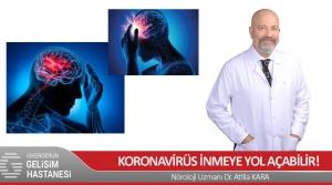Koronavirüs Yüzünden Hayatınız Felç Olmasın!