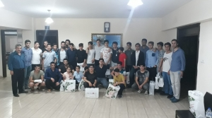 KYK'lı Öğrenciler Hatay'da 'Gönül Bağı' Kuruyor