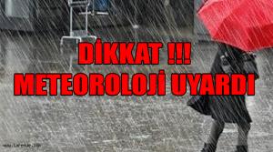 Meteroloji Uyardı: Henüz Fırtına Geçmedi!