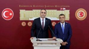 MHP Amanos Tüneli Projesini Meclise Taşıdı