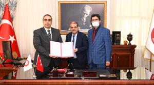 MKÜ' de 'Tedavi Hizmet Protokolü' İmzalandı