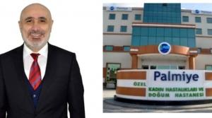 Palmiye'de Dr. Ömer Suha Caymaz Dönemi