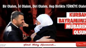 Payas Belediye Başkanı Bayram Kutlama