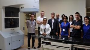 Radyoterapi İşbirliği Bir Yıldır Şifa Dağıtıyor