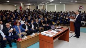 Rektör-Öğrenci 'İSTE-ŞARE' Buluşması