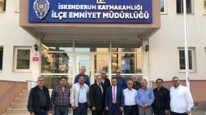 Sanayi Sitesi Kooperatifinden Ziyaretler