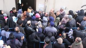 Suriyeliler Nüfus Müdürlüğüne Akın Etti!
