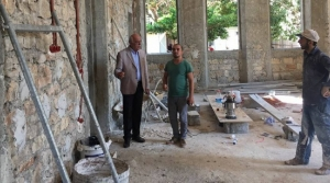 Tarihi Adliye Sarayı'nda Restorasyon Çalışmaları!