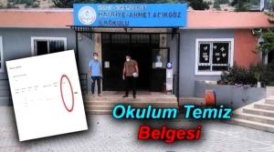 Tebrikler Hayriye Ahmet Açıkgöz İlk Okulu!