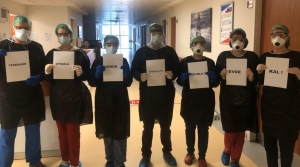'Tedbirleri Uygula Virüs İhtimalini Sıfırla!'