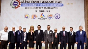 TOBB Başkanı Hisarcıklıoğlu Silifke'de Girişimciliği Anlattı