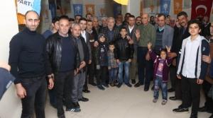 Tosyalı: 'İskenderun'a Gönlümüzü Vermeye Geliyoruz'