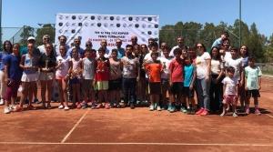 Türkiye Tenis Turnuvası Finalleri Arsuz'da Yapıldı