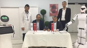 Türkiye'nin İlk Yapay Zeka Yerli Robotu Yükseliş'te