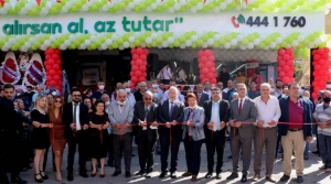 Tutar Market 5. Şubesini Açtı