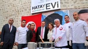 Unesco Hatay Gastronomi Evi'nin Açılışı Gerçekleştirildi