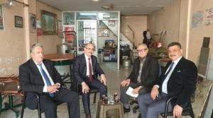 Vergi Başkanı Nazmi Erol'dan Mükelleflere Ziyaret