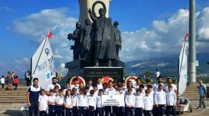 Yelkenciler Atatürk Kupası için Yarıştı!