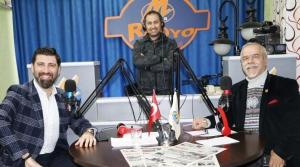 Yeşil Sahaların Doktor Hakemi Mega Radyo'ya Konuk Oldu