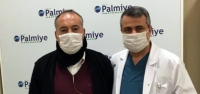15 Yıllık Şeker Hastası, Ameliyatla Sağlığına Kavuştu